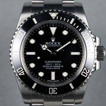 Rolex 114060 Steel 2014 Submariner (No Date) 40mm pre-owned United States of America, California, Healdsburg
