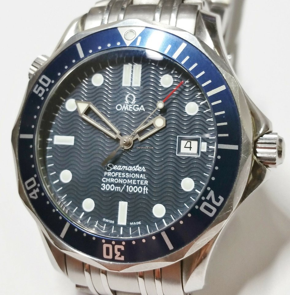 Omega Seamaster Diver 300 M 2531.80 2006 pre-owned