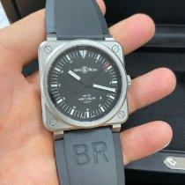 Bell & Ross Acier 42mm Remontage automatique BR0392-BLC-ST nouveau France, Pontault-Combault