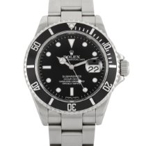 Rolex Submariner Date Steel 40mm Black United States of America, Pennsylvania, Southampton