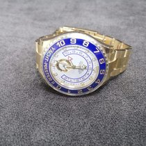 Rolex Yacht-Master II Yellow gold 44mm White No numerals UAE, 0000