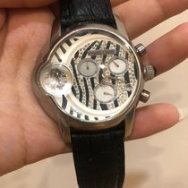 REC Watches Сталь 45mm Кварцевые Roberto Kavalli R7271649115 подержанные