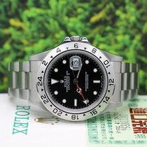 Rolex 16570 Stahl 1992 Explorer II 40mm gebraucht