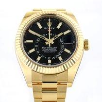 Rolex Sky-Dweller 326938 Unworn Yellow gold 42mm Automatic