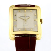 Vacheron Constantin Yellow gold 40.8mm Automatic 4737 pre-owned