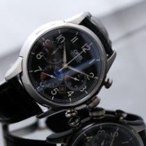 Oris Raid Steel 44mm Black Arabic numerals