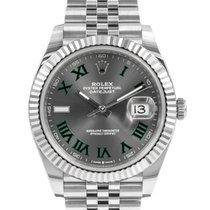 Rolex Datejust II Stahl Keine Ziffern Schweiz, Lenggenwil