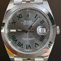 Rolex Datejust new 2021 Automatic Watch with original box and original papers 126300-0014