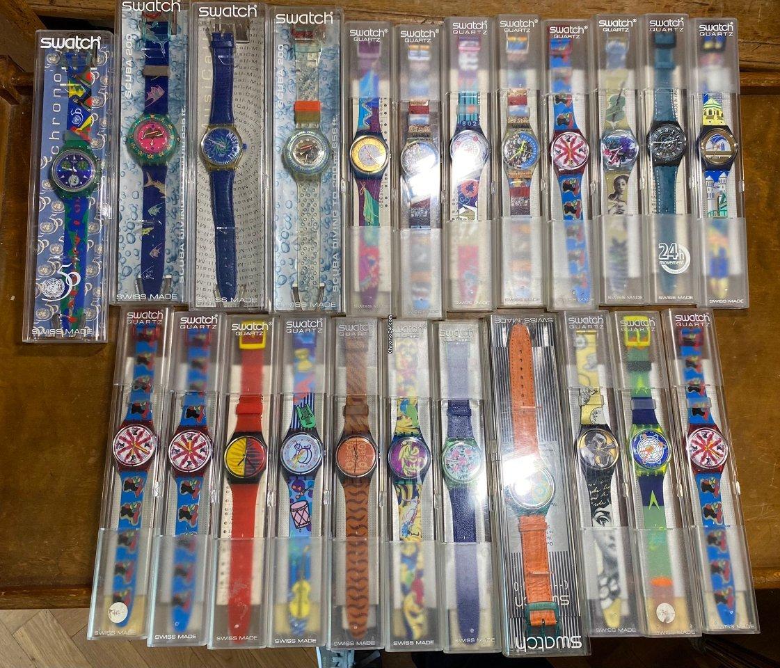 Swatch 1990 new