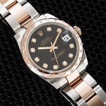 Rolex Lady-Datejust Gold/Steel 31mm Black United Kingdom, London