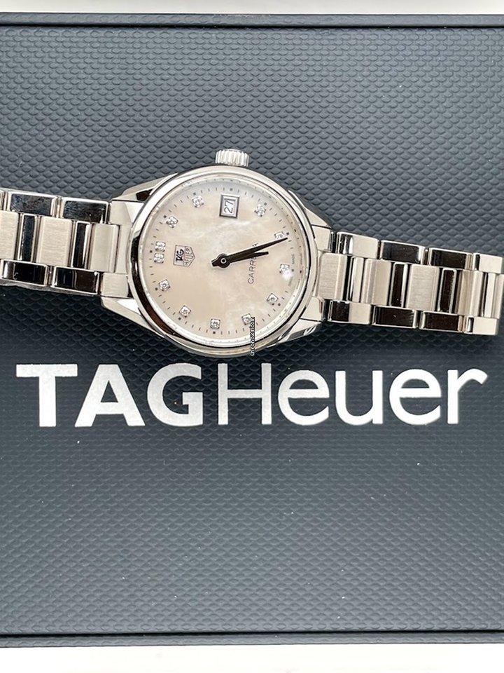 TAG Heuer Carrera Lady WAR1314.BA0778 new