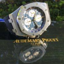 Audemars Piguet Royal Oak Offshore Chronograph Steel 42mm Blue Arabic numerals United States of America, California, Costa Mesa