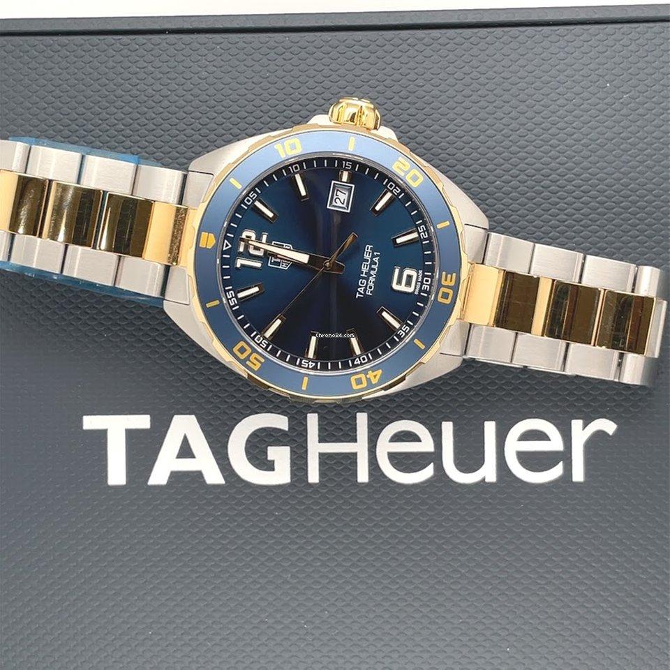TAG Heuer Formula 1 Quartz WAZ1120.BB0879 new