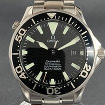 Omega Seamaster Diver 300 M Steel 41mm Black No numerals United States of America, Tennesse, Nashville