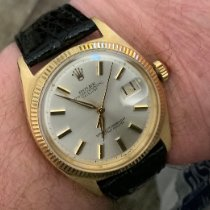 Rolex Datejust 6605 Very good Yellow gold 36mm Automatic