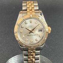 Rolex Lady-Datejust Gold/Steel 26mm Silver No numerals United States of America, Tennesse, Nashville