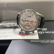 TAG Heuer Carrera Steel 39mm Silver No numerals Singapore, Singapore