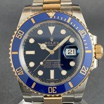 Rolex Submariner Date Gold/Steel 40mm Blue No numerals United States of America, Tennesse, Nashville