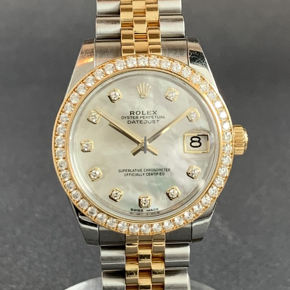 Rolex Datejust 31 178383 pre-owned