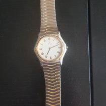 Ebel Classic Gold/Steel 30mm White