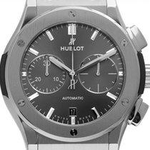 Hublot Classic Fusion Racing Grey Titanio 42mm Gris