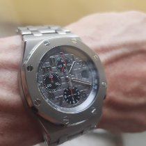 Audemars Piguet 26170ti.00.1000ti.01 Titanium 2011 Royal Oak Offshore Chronograph tweedehands