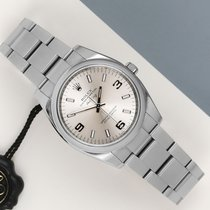 Rolex Oyster Perpetual 34 Staal 34mm Zilver Nederland, Maastricht