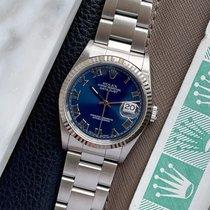 Rolex Datejust 16234 Ongedragen Staal 36mm Automatisch Nederland, Naarden