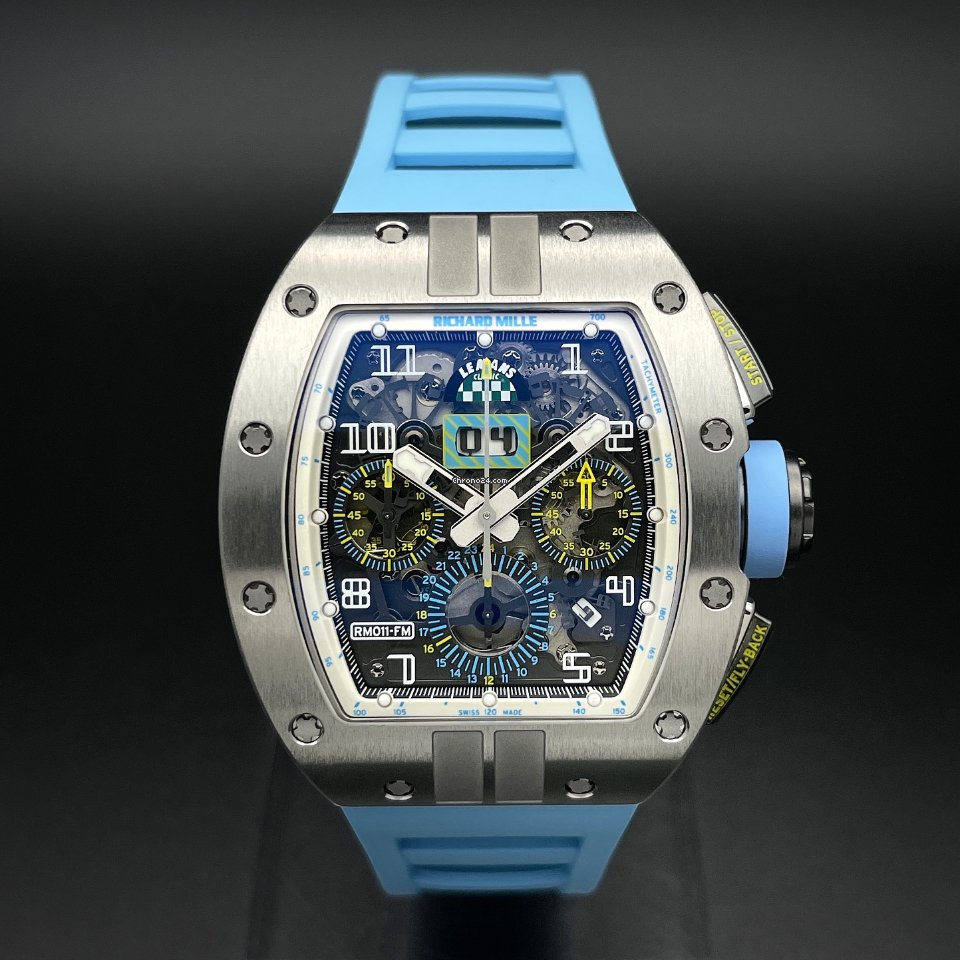 Richard Mille RM 011 RM011 2012 pre-owned