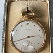 Universal Genève Watch new 1935 Yellow gold 45mm Arabic numerals Manual winding Watch only