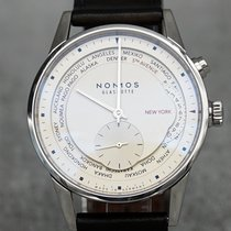 NOMOS pre-owned Automatic 39.9mm White Sapphire crystal 3 ATM