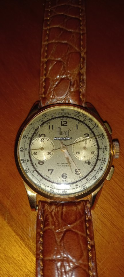 Eberhard & Co. Extra-Fort 14007 pre-owned