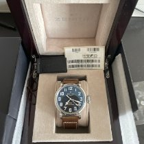 Zenith Pilot Type 20 Extra Special Steel 45mm Black Arabic numerals United States of America, Ohio, Bowling Green