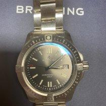 Breitling Chronomat Colt pre-owned 41mm Grey Date Steel