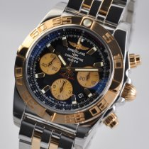 Breitling Chronomat 44 new 2021 Automatic Chronograph Watch with original box and original papers CB0110121B1C1