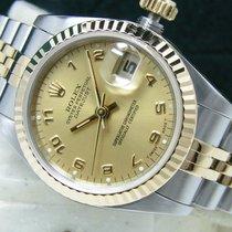 Rolex Lady-Datejust Steel 26mm Champagne Arabic numerals United States of America, Pennsylvania, HARRISBURG