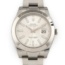 Rolex Datejust II Steel 41mm Silver United States of America, Florida, Hollywood