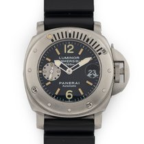 Panerai Special Editions Steel 44mm Black United States of America, Florida, Hollywood