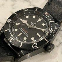 Tudor Black Bay Dark Steel 41mm Black No numerals United States of America, Florida, Coral Gables