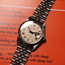 Rolex Datejust Steel 36mm Grey Roman numerals Singapore