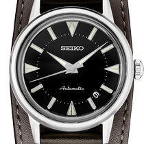 Seiko Prospex Steel Black No numerals United States of America, Florida, Boca Raton