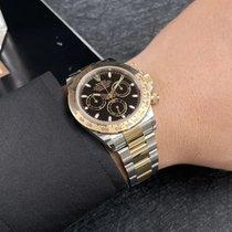 Rolex 116503-0004 Goud/Staal 2018 Daytona 40mm tweedehands