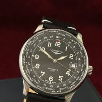 Longines L2.631.4 Steel 2005 Master Collection 38,5mm pre-owned