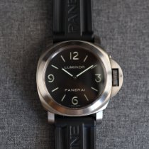 Panerai Luminor Base Titanium 44mm Black Arabic numerals Thailand, Bkk
