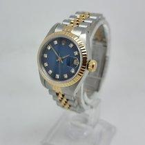 Rolex Lady-Datejust Steel 26mm Blue No numerals United Kingdom, Shrewsbury