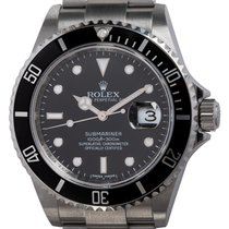 Rolex 16610 Steel 2008 Submariner Date 40mm pre-owned United States of America, Texas, Austin