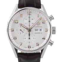 TAG Heuer Carrera Calibre 16 new 2021 Automatic Chronograph Watch with original box and original papers CV2A1AC