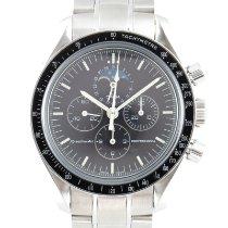 Omega Speedmaster Professional Moonwatch Moonphase Steel 42mm Black