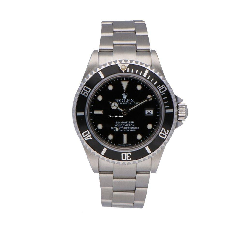Rolex Sea-Dweller 4000 16600 2003 tweedehands