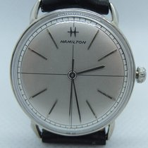 Hamilton White gold Manual winding 33mm pre-owned